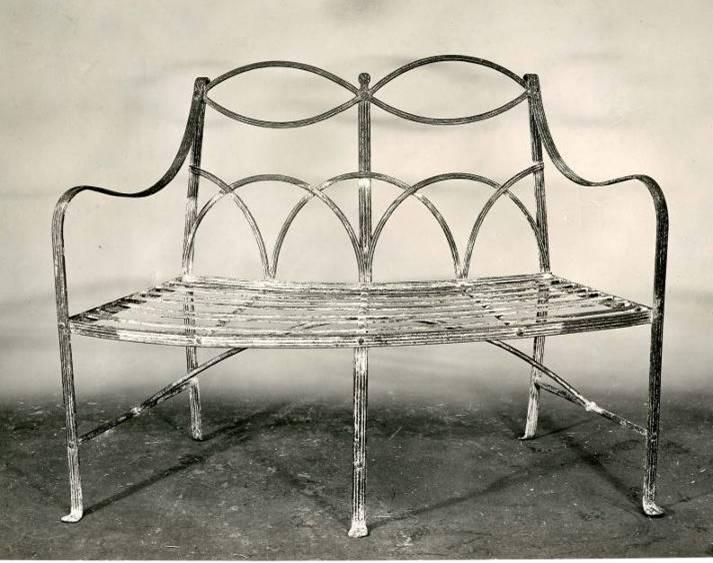 Wednesdays at Winterthur – Wrought Iron to Nylon Webbing: Seating