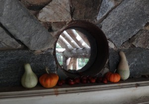 Faerie Cottage Autumn Decorations