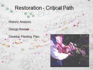 7-8 Garden restoration