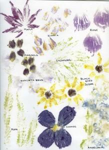 9-16 flower pounding