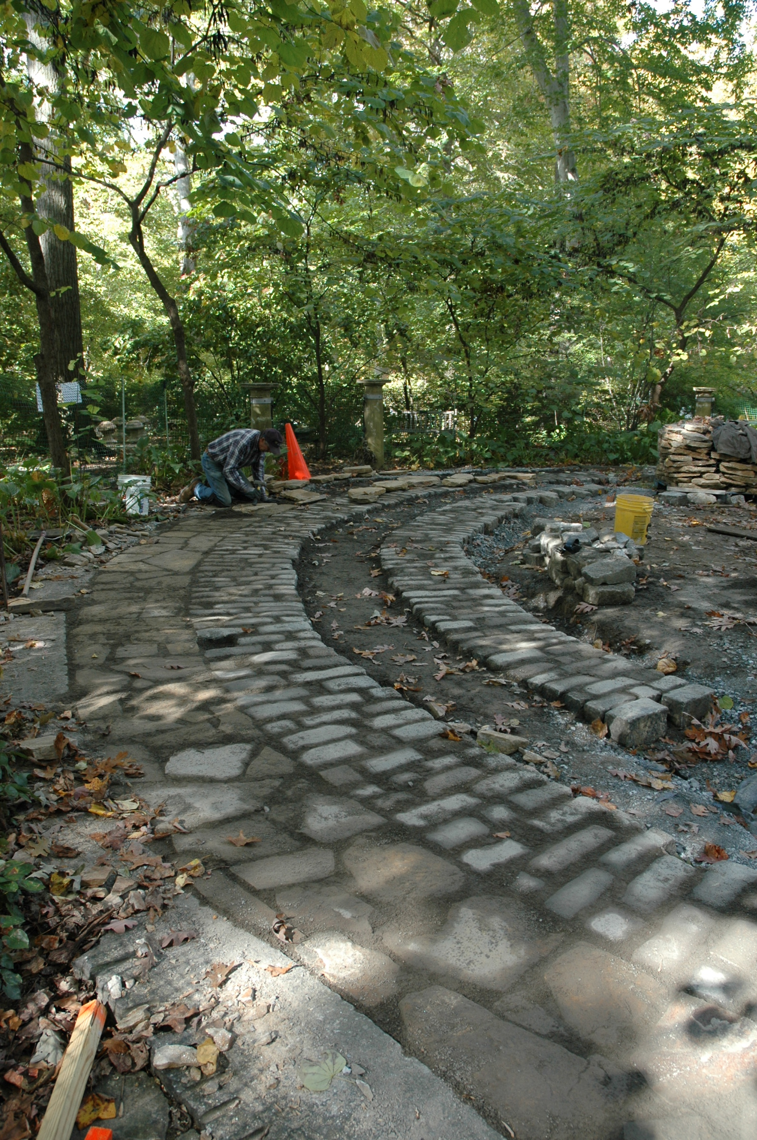 Flagstone Addition to the Cobblestone