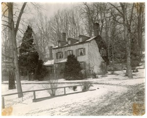 The Cottage P151, folder 1, 010, original WInterthur house