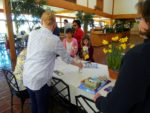 Registering for the Daffodil Show