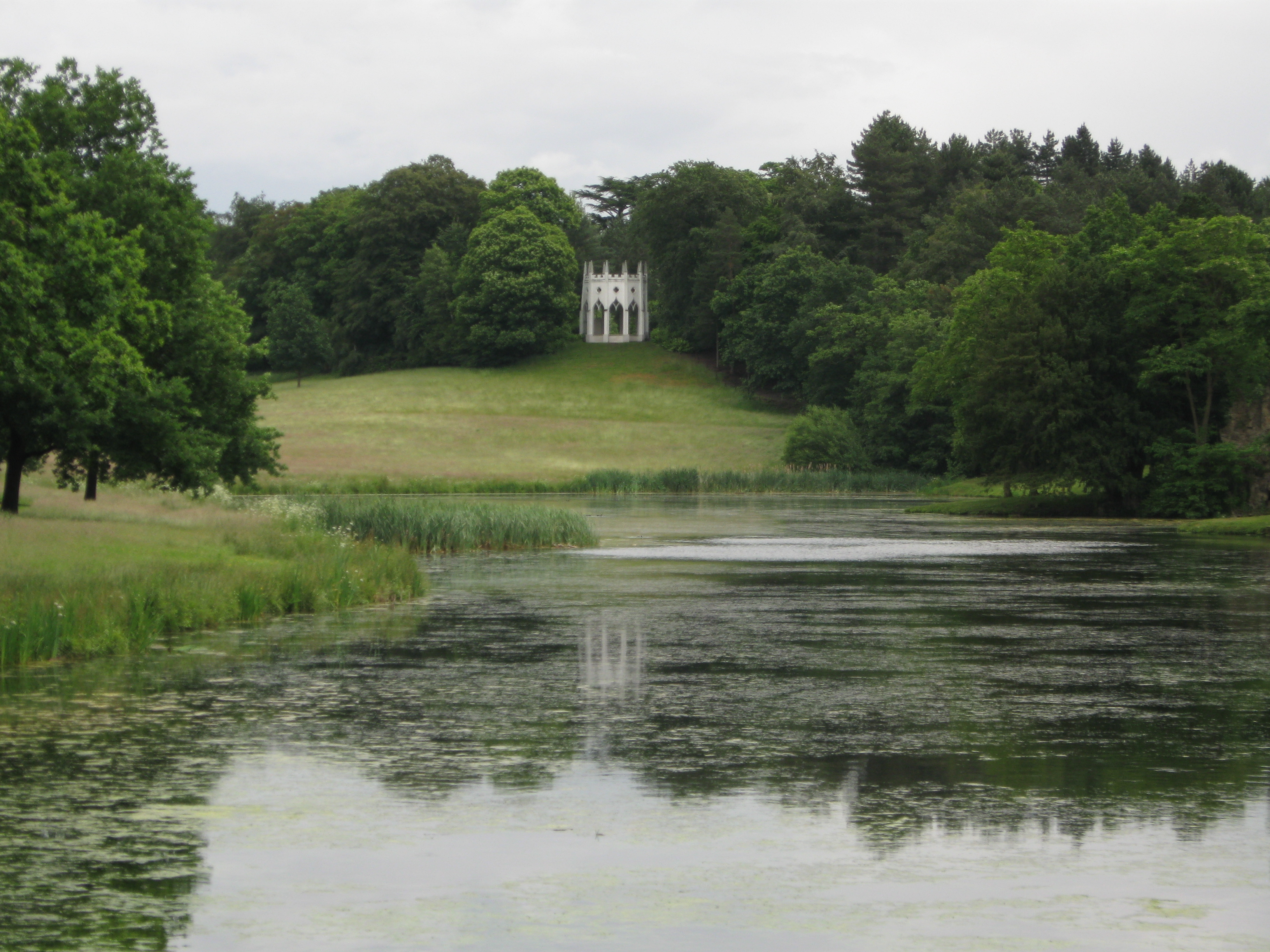 Gothic Temple at Painshill