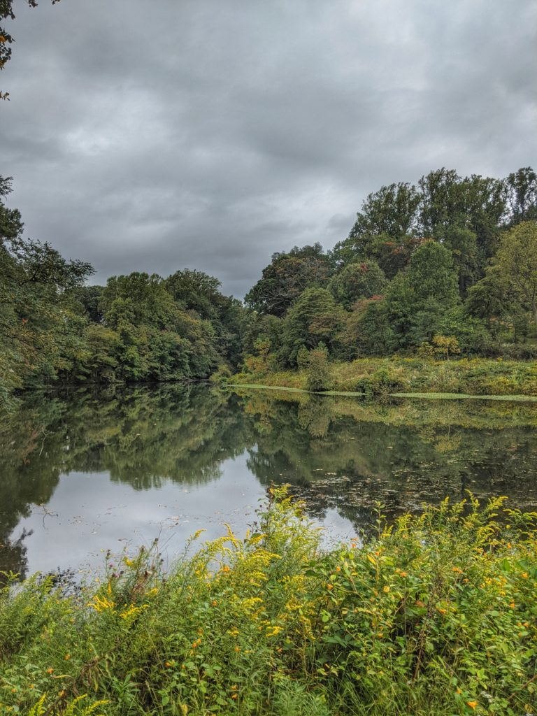 Winterthur Reservoir